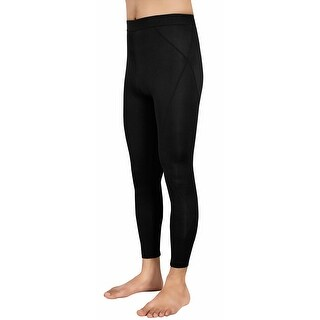 Mens Compression Cool Dry Tights Pants Baselayer Running Leggings Yoga Workout (3 options available)
