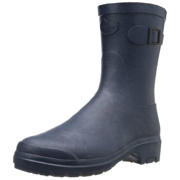Le Chameau Womens Low Boot II Rain Boots Rubber Ankle