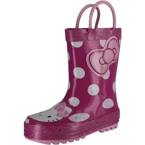 Western Chief Hello Kitty Cutie Rain Boot - Pink