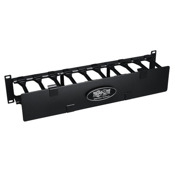 Tripp Lite Srcableduct1uhd 1U 19Inch Capacity Horizontal Cable Manager