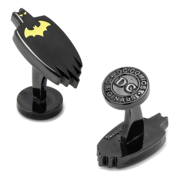 Glow in the Dark Batman Cape Cufflinks
