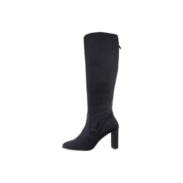 Nine West Womens Kellan Pointed Toe Knee High Fashion Boots