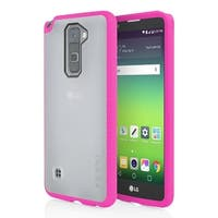 Incipio Octane Series Protective Case For LG G Stylo 2 - Frost Pink - frost pink