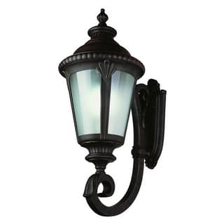 Trans Globe Lighting 5042 11 Width 4 Light Lantern Outdoor Wall Sconce