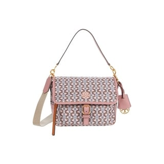 Link to Tory Burch Piper Printed Crossbody pink Similar Items in Shop By Style