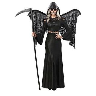Women's Dark Reaper Costume