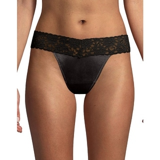 Link to Maidenform® Dream® Thong with Lace Similar Items in Intimates