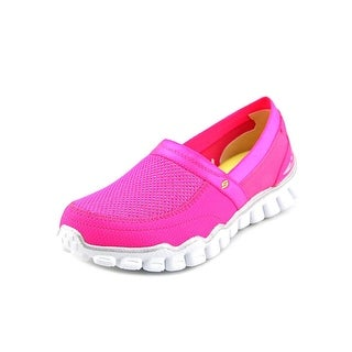Skechers Skech Flex II- Glitzy Glamour Youth Synthetic Pink Walking Shoe