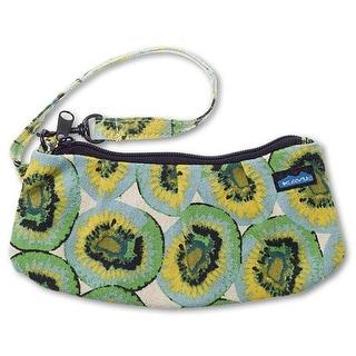 Kavu Kennedy Clutch Women's Purse Handbag in Kiwi Float 935-192 - Multi