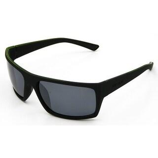Body Glove Waterman Polarized Sunglasses - black/yellow/smoke - One size