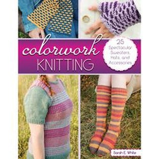 Stackpole Books-Colorwork Knitting
