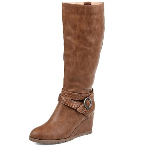 Journey + Crew Womens Comfort Boot