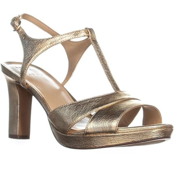 7de09e247d6 Shop naturalizer Finn Ankle Strap Heeled Sandals