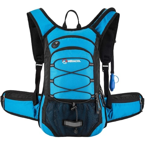 Hydration Backpack with 2L Water Bladder, Thermal Insulation Pack