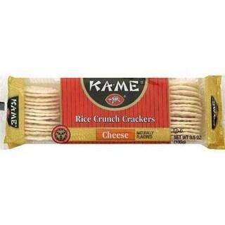 Ka'Me - Cheese Rice Crackers ( 12 - 3.5 OZ)