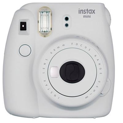 Fuji Film Usa - 16550629 - Mini 9 Camera White
