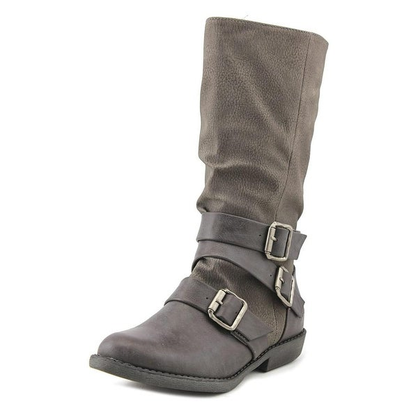 Blowfish Angel Women Round Toe Synthetic Bootie