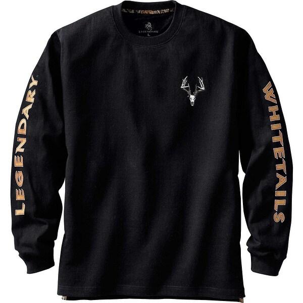 4d9041a7 ... T-Shirts. Legendary Whitetails Men's Legendary Non-Typical Long  Sleeve ...