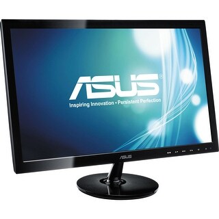 Refurbished - ASUS VS228H-P 22 Widescreen LED Backlit Monitor 1920x1080 5ms DVI VGA HDMI
