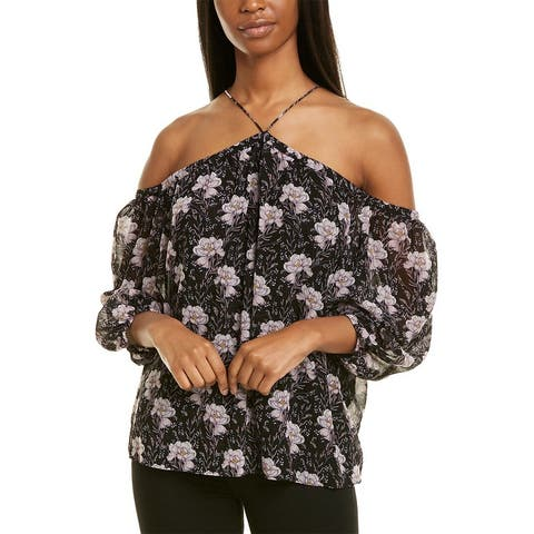 1.State High-Neck Blouse