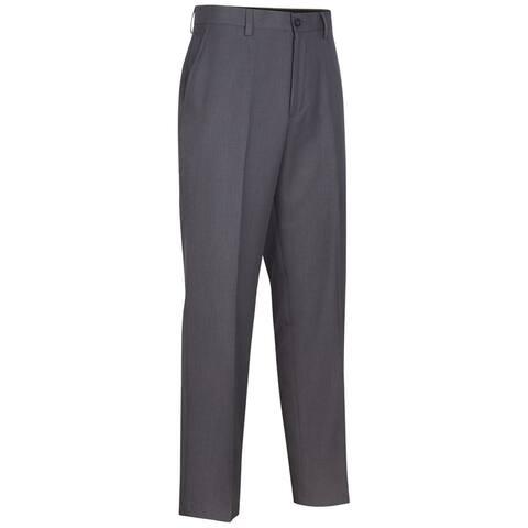 Greg Norman Mens Flat-Front Base Layer Athletic Pants