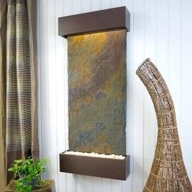 Classic Quarry Nojoqui Falls Wall Fountain Finish: Copper Vein