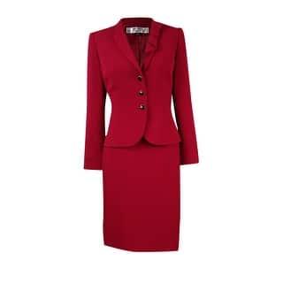 Tahari Women's Petite Crepe Professional Skirt Suit|https://ak1.ostkcdn.com/images/products/is/images/direct/5a385d0fc6ffeb7afe5f314b723904c5b04bc710/Tahari-Women%27s-Petite-Crepe-Professional-Skirt-Suit.jpg?impolicy=medium