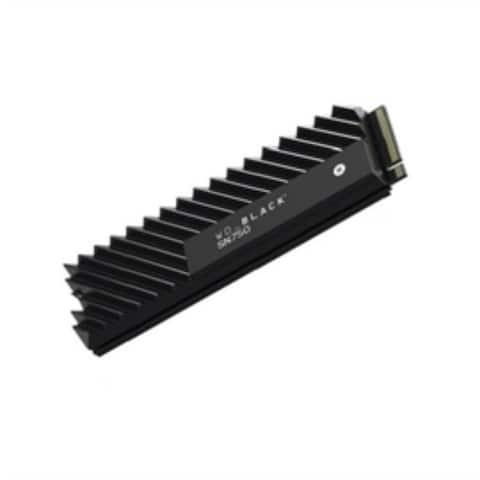 Western Digital Solid State Drive WDS500G3XHC 500GB M.2 PCIE SN750 with heatsink WD Black Retail