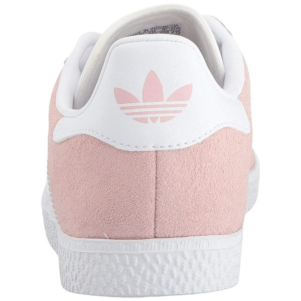 Shop Kids Adidas Girls Gazelle Low Top Lace Up Walking Shoes