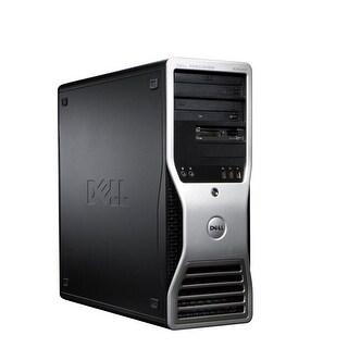 Dell T3500 WS XEON W3565 12GB 1TB plus 120GB SSD W10P Refurbished