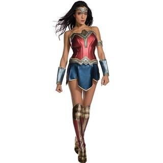 Wonder Woman Movie Adult Costume