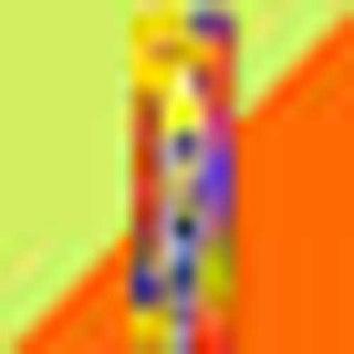Spike It Scented Double Marker Garlic Chart/Orange