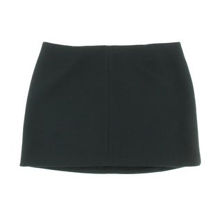 Theory Womens Keeta Mini Skirt Textured Lined - 6