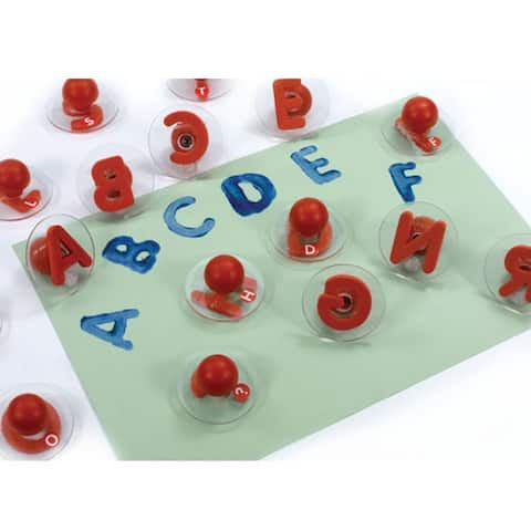 Giant Alphabet Stampers Uppercase