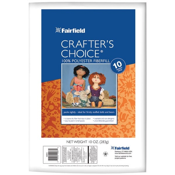 Crafter's Choice Polyester Fiberfill