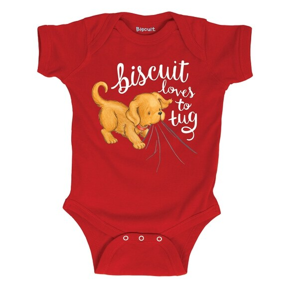 Biscuit Pulling Shirt Infant One Piece