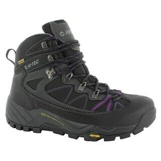 Hi-Tec Womens V-Lite Altitude Pro Lite Closed Toe Ankle Combat Boots