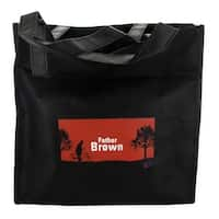 Father Brown Large Tote Bag - Multi