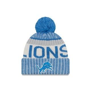 Detroit Lions 2017 On-Field Sport Knit Beanie