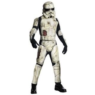 Adult Deluxe Death Trooper Costume