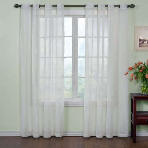 Arm and Hammer Curtain Fresh Odor-Neutralizing Single Curtain Panel