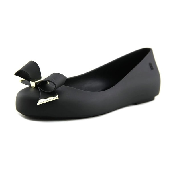f465978cb8f Shop Dreamed By Melissa Mel Space Love Round Toe Synthetic Flats ...