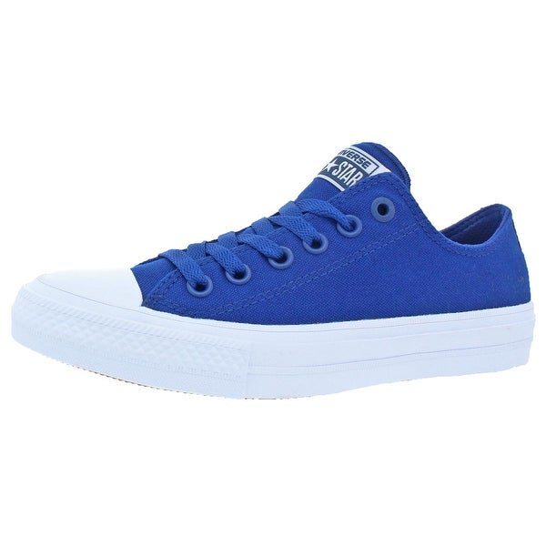 Shop Converse Boys Chuck Taylor All Star II Ox Skate Shoes