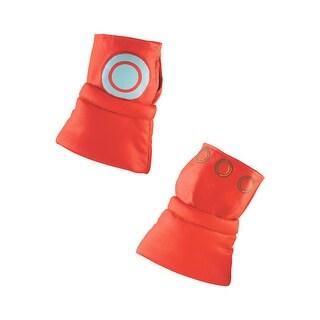 Disguise Iron Man Gauntlets (Toddler) - Red