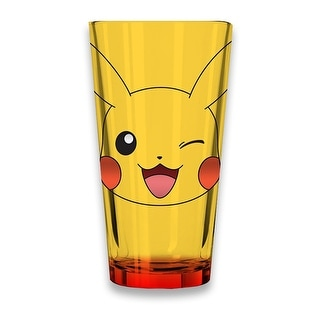 Pokemon Pikachu Bottom Spray Glass