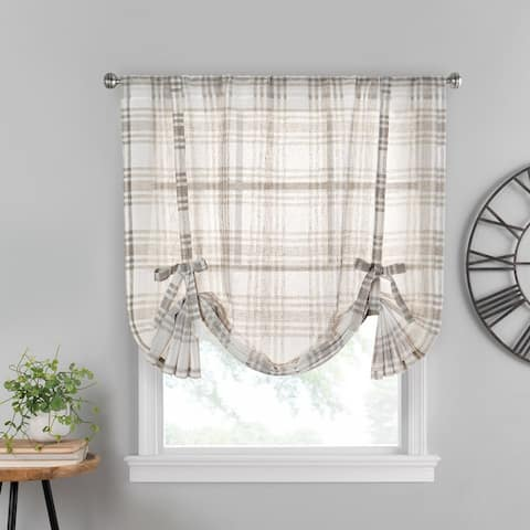Vue Window Solutions Featherdown Tie Up Shade