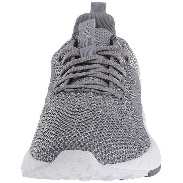 asesinato Tranquilidad Bigote  Shop Adidas Men's Questar Byd Running Shoe, Grey/Cloud White, 10 M Us -  Overstock - 25367704