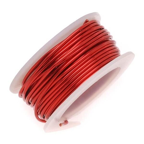 Shop Artistic Wire Copper Craft Wire 18 Gauge Thick 4