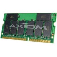 """Axion 232449-B21-AX Axiom 256MB SDRAM Memory Module - 256MB (1 x 256MB) - 133MHz PC133 - Non-ECC - SDRAM - 144-pin SoDIMM"""