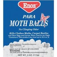International Wholesale 4Oz Moth Balls IW-74171 Unit: EACH Contains 24 per case